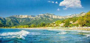 Psili Ammos Beach en Patmos