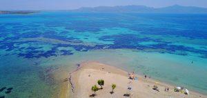 Isla de Patmos en el Dodecaneso
