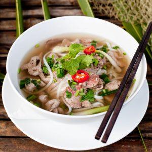 Pho. Vietnam