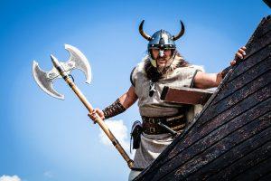 Desembarco Vikingo, Catoira