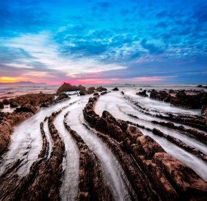 Formaciones rocosas de Muriola