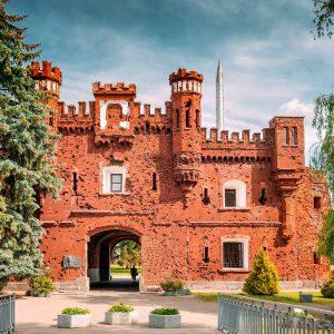 Fortaleza de Brest en Bielorrusia