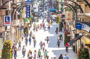 Calle Príncipe, Vigo
