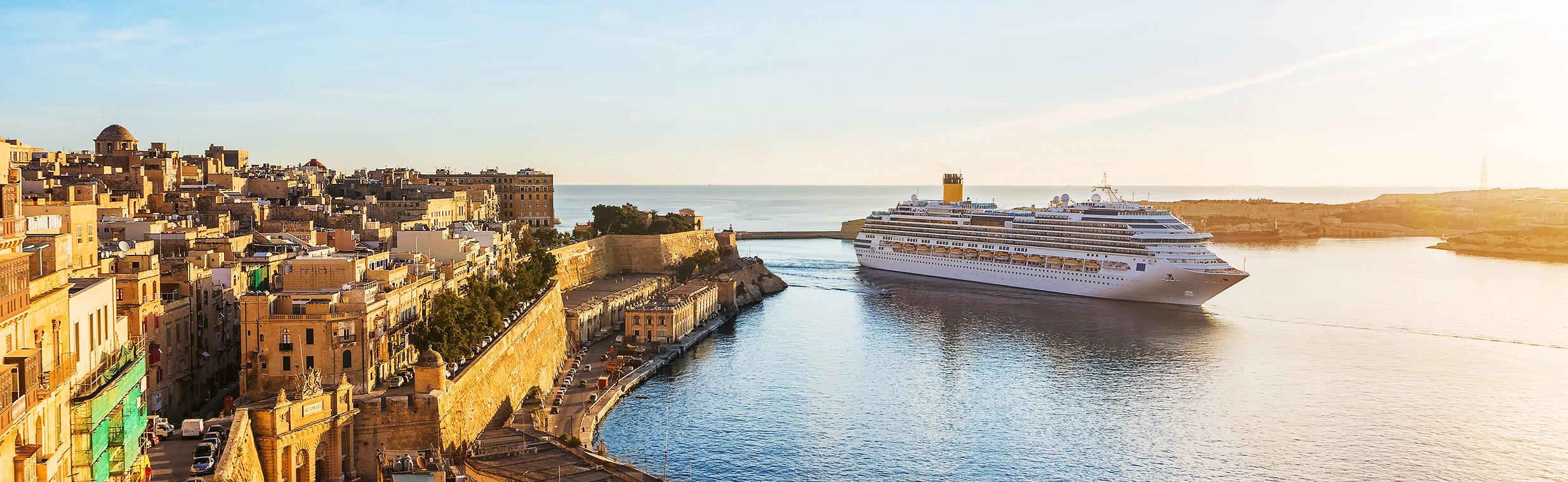 Crucero en Malta