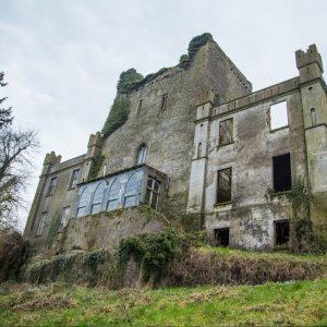 Castillo de Salto, Irlanda