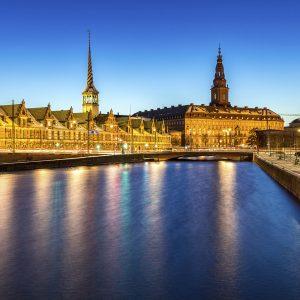 Palacio Christiansborg, Copenhague