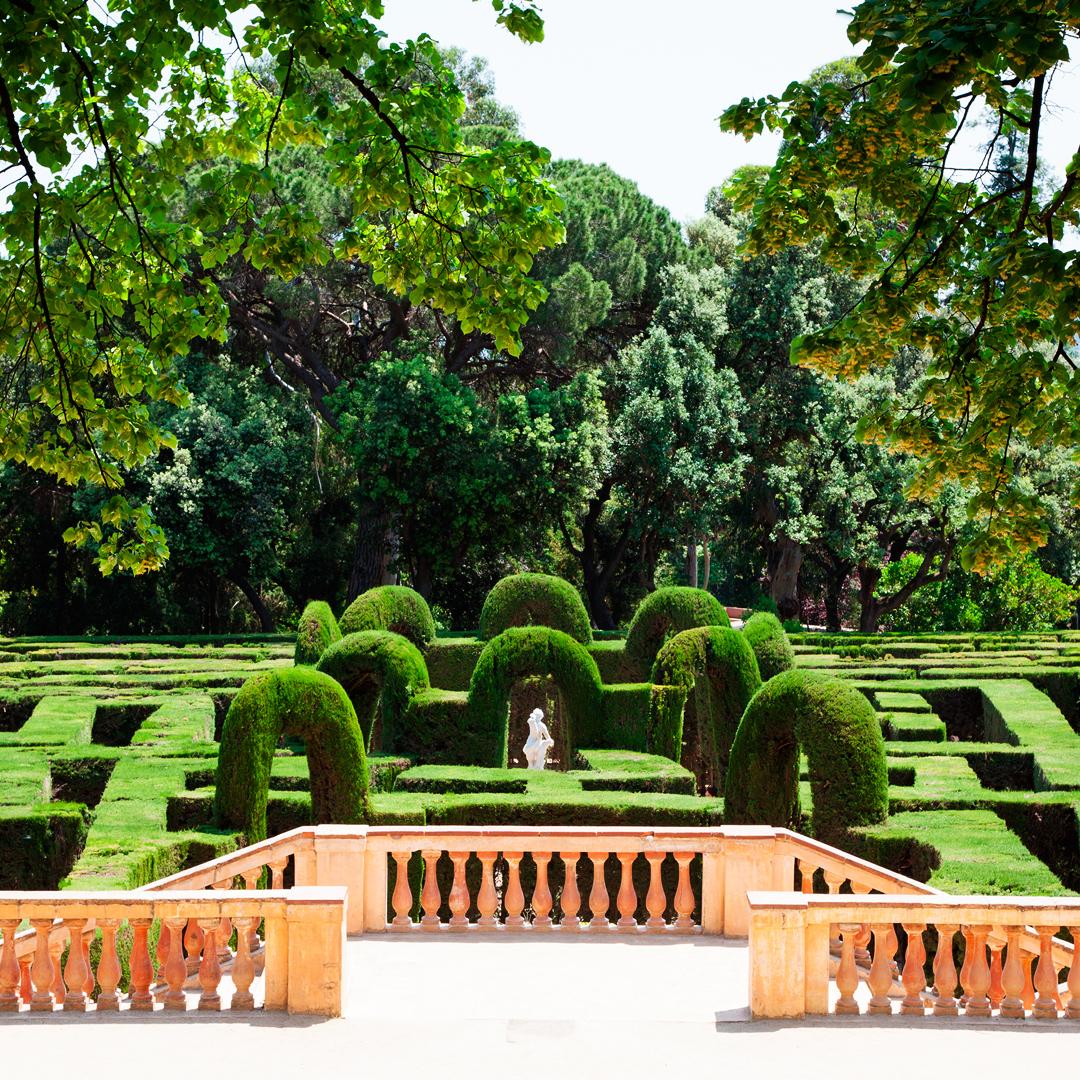 Jardines de laberintos blog viajes el corte ingl s for Jardin laberinto