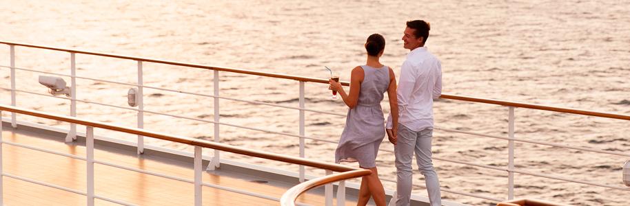 Crucero en pareja