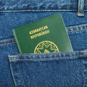 Pasaporte Azerbaiyán