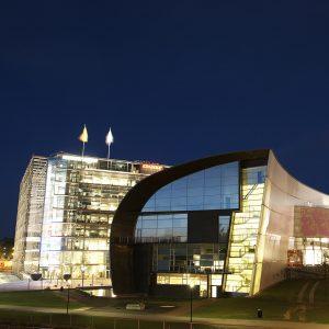 Museo Kiasma en Helsinki