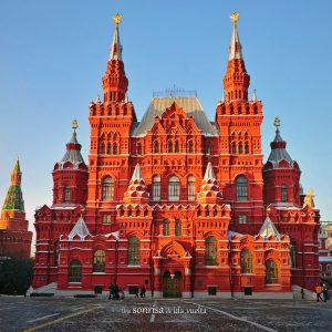 Museo Estatal de Historia en Moscú