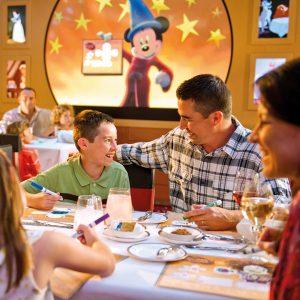 Cena Disney Cruise Line