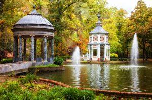 Jardín del Príncipe, Los Chinescos