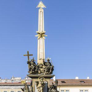Columna Santísima Trinidad, Olomouc