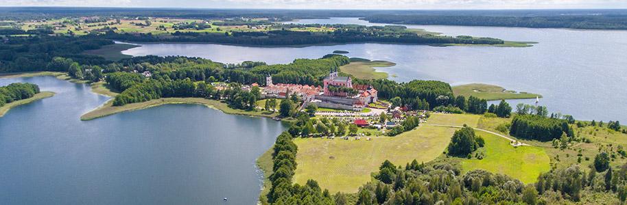 Lagos de Masuria en Polonia