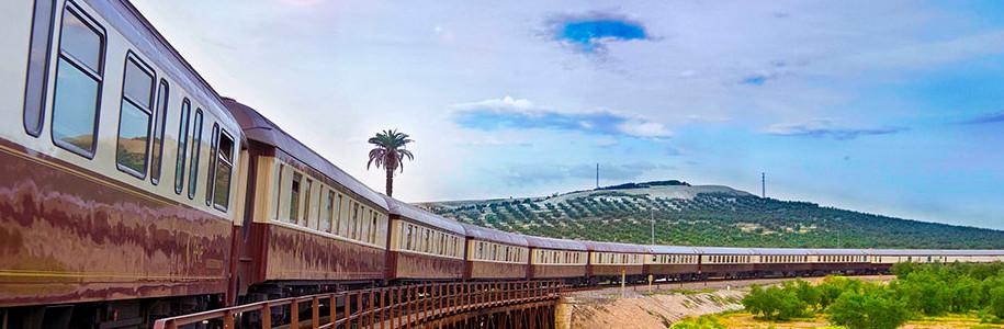 trenes turisticos de lujo