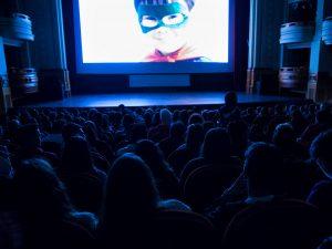 Sesión de Cine Festival Las Palmas