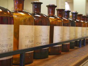 Perfumería en Grasse