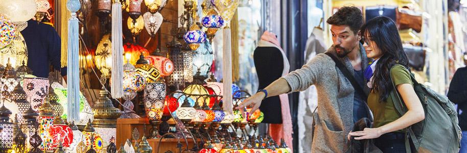 Mercado árabe