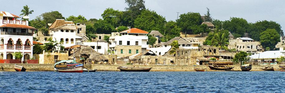 Old Town, Lamu