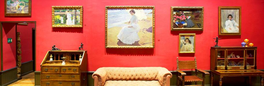 Museo Sorolla en Madrid