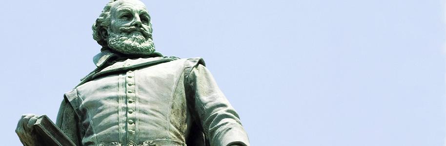 John Smith, uno de los primeros colonos