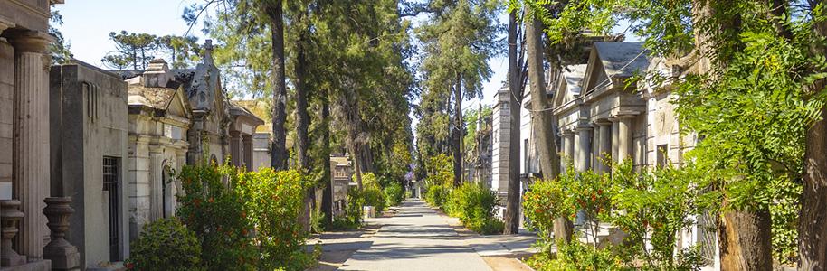 Cementerio general Santiago de Chile
