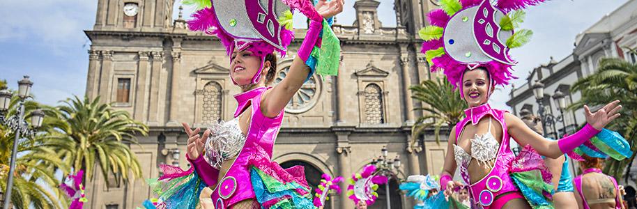 Comparsa del Carnaval de Las Palmas