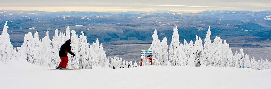 Estación de esquí de Big White
