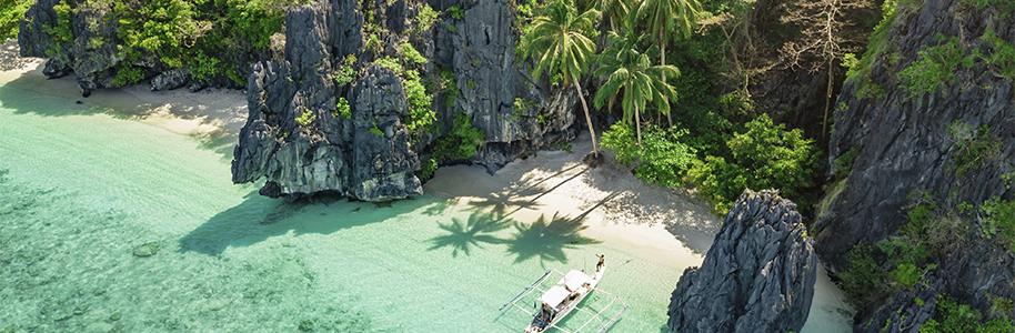 Playa de Palawan (El Nido)