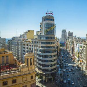 Plaza de Callao y Gran Vía