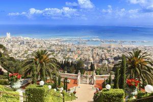 Jardines Bahai en Haifa