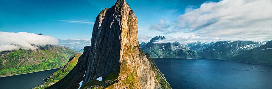 Montaña de Segla
