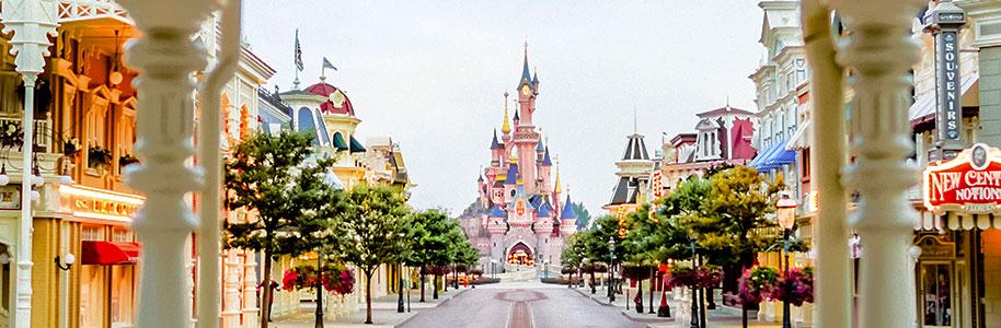 Parque Disneyland Paris