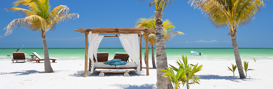 Isla Holbox y Cancún, México