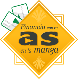 financia con tu as en la manga