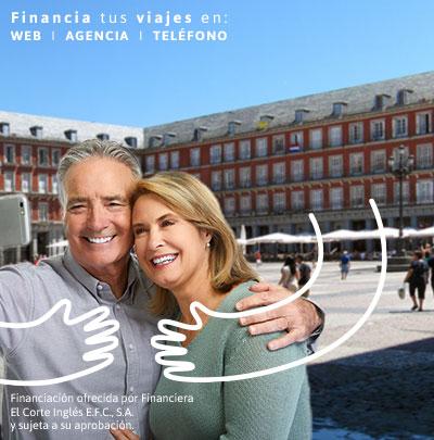 liquidación de venta caliente última moda para toda la familia Vuelo más hotel y actividades en destino - Viajes El Corte ...