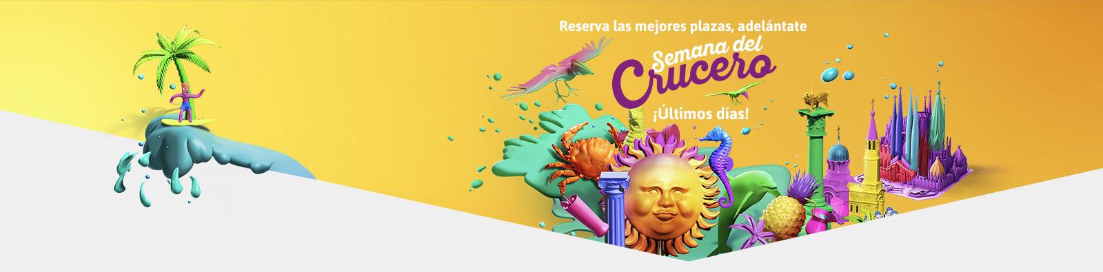 Semana del crucero 2018 viajes el corte ingl s - Semana del electrodomestico el corte ingles ...