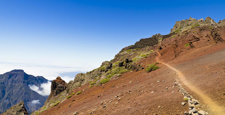 La Palma caldera taburiente