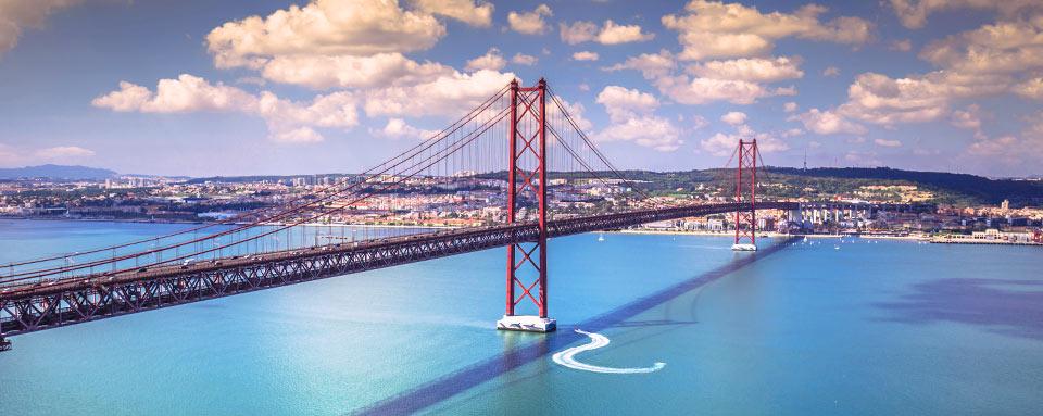 Resultado de imagen de puente 25 de abril