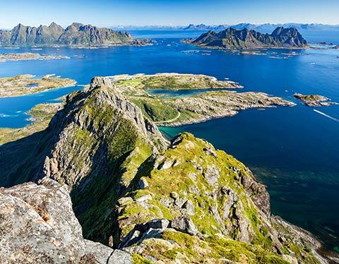 cruceros fiordos noruegos 2018
