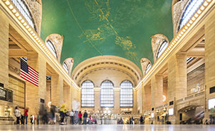 Interior Grand Central Station