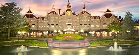Hotel Disneyland En Disneyland París Viajes El Corte Ingles