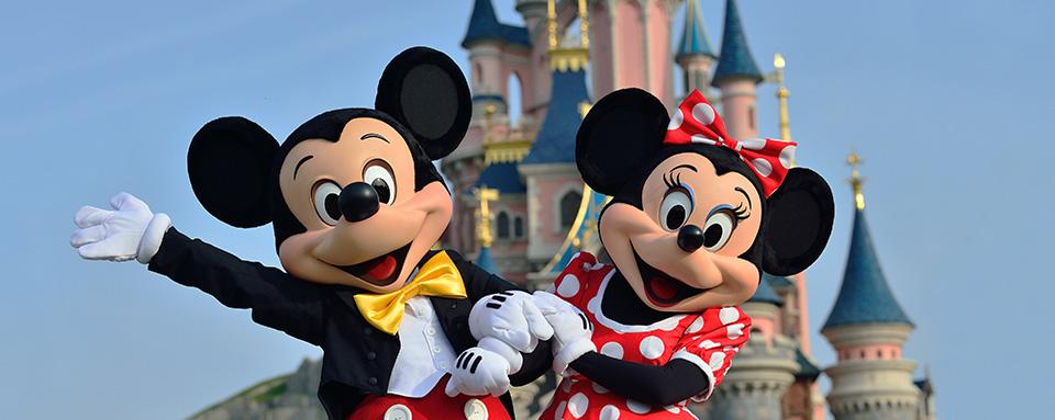 Disneyland París Viajes El Corte Inglés