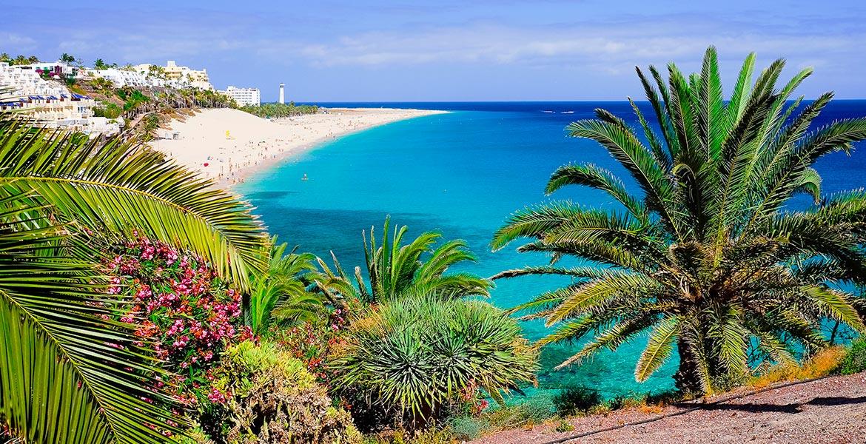 Fuerteventura playa Morro Jable