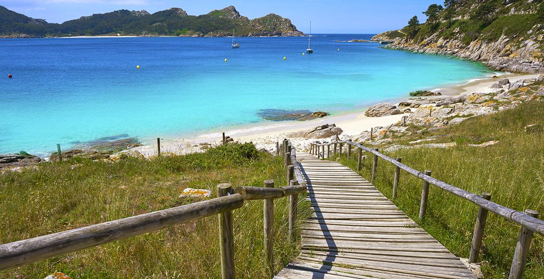 Galicia Islas Cies