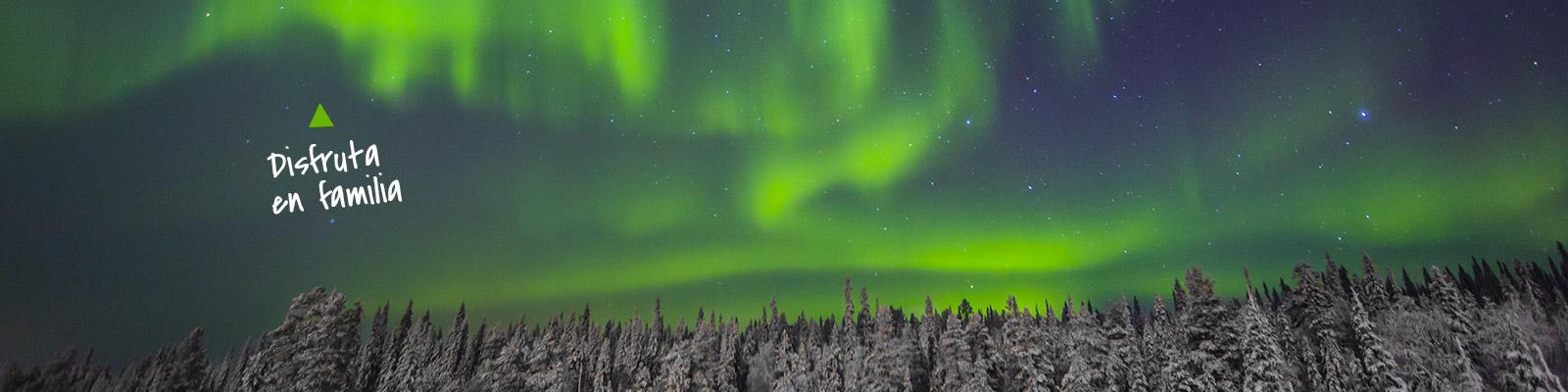 Viajes a Laponia