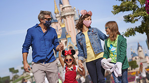 Disneyland Paris Hotel Entradas Viajes El Corte Inglés