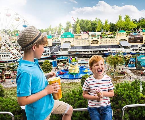 cupón doble diseño encantador disfruta el precio de liquidación Legoland Alemania - Viajes El Corte Inglés
