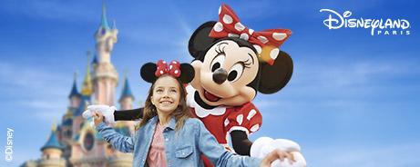 Disneyland Paris Vuelohotelentradas Viajes El Corte Inglés